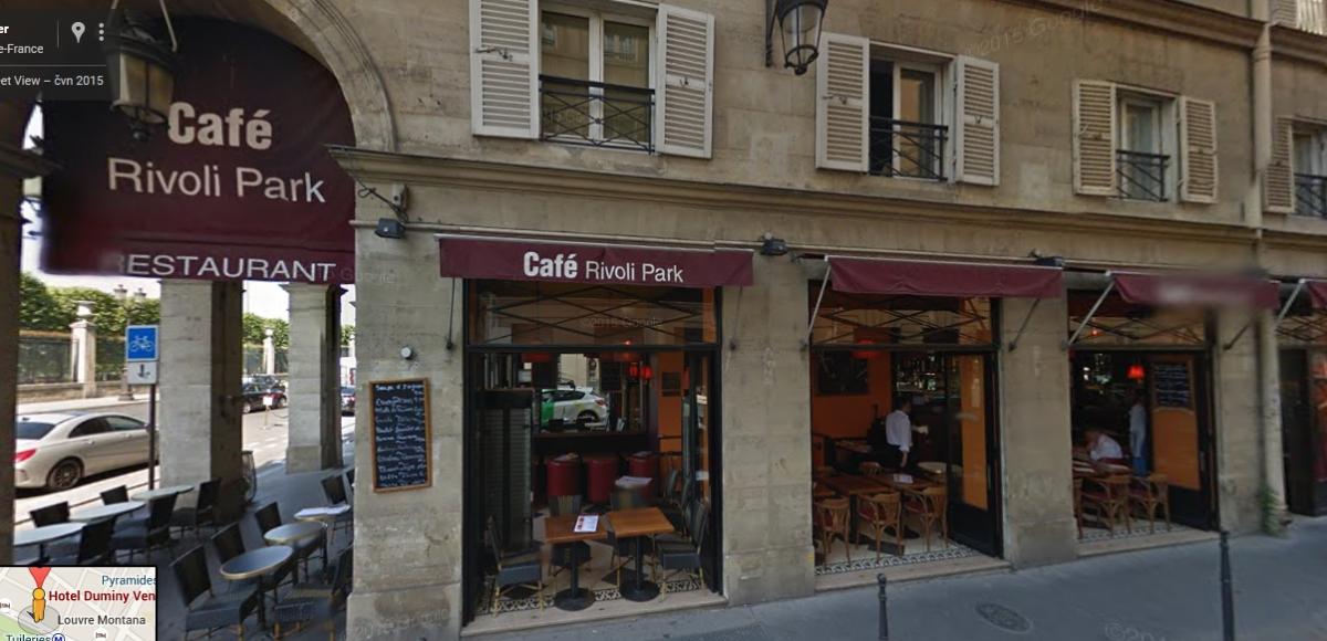Cafe Rivoli